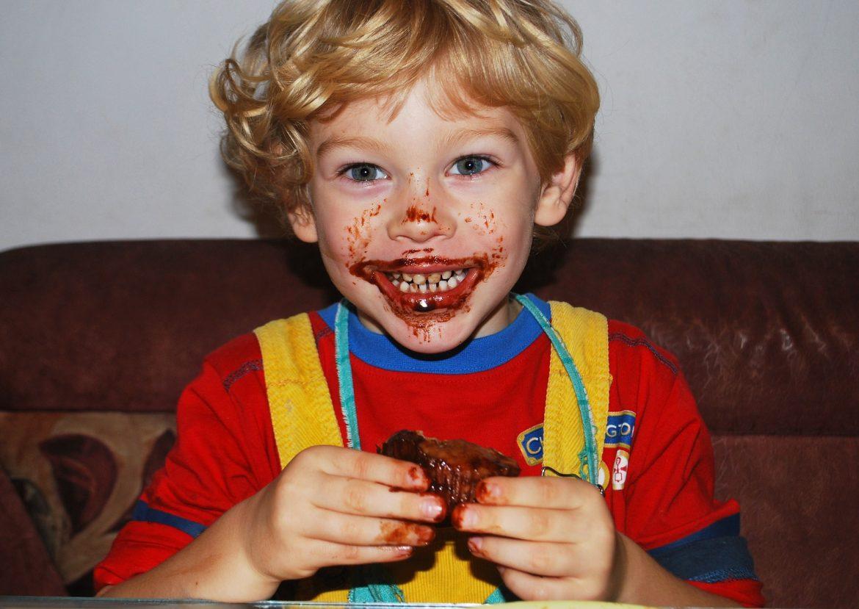 Semaine des enfants : Pâte à modeler comestible et peinture au doigt